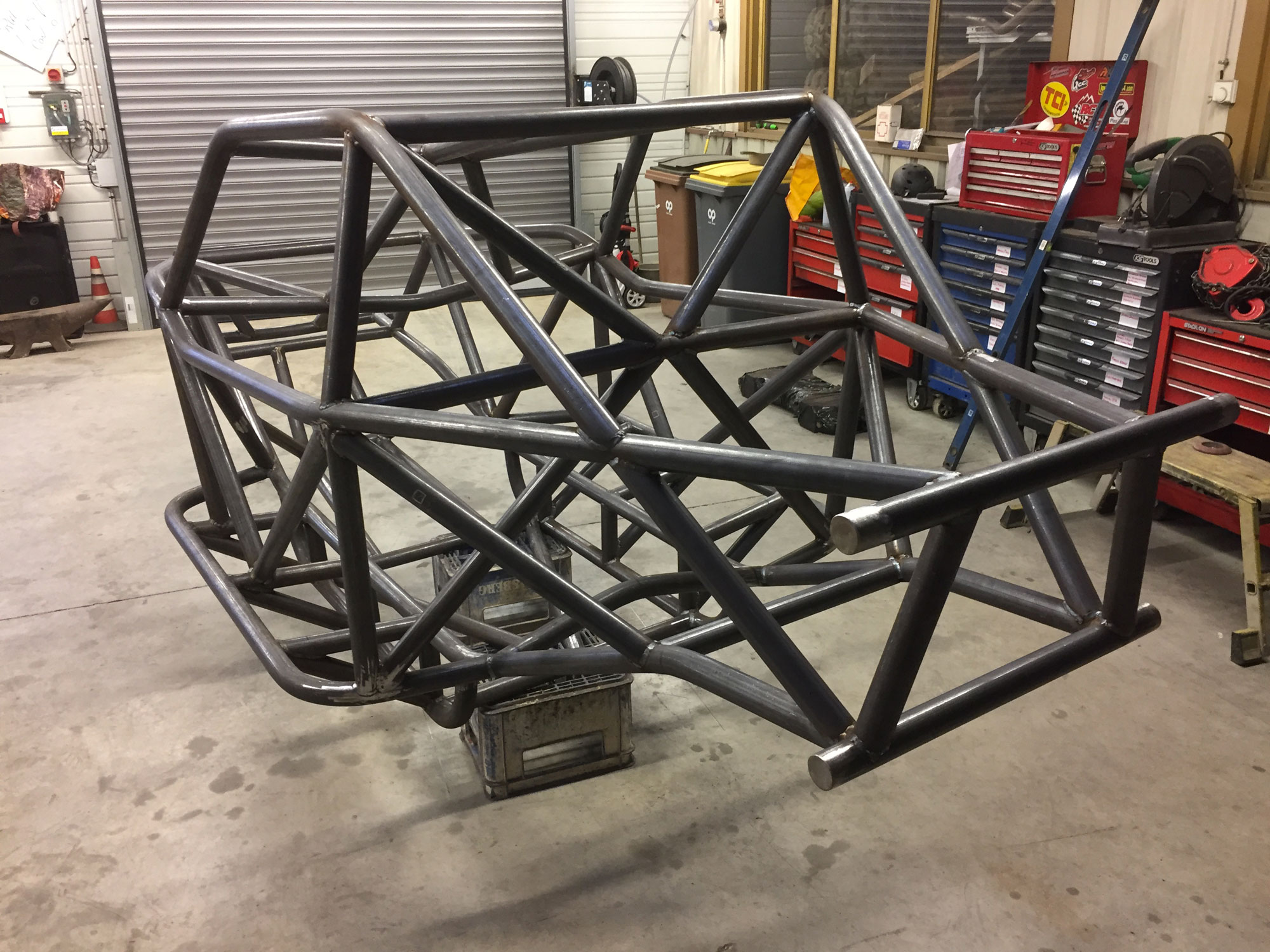 Chassis Tubulaires – Golden Coast Custom